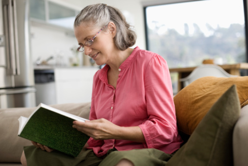reading and writing can also have a huge effect in fighting memory loss
