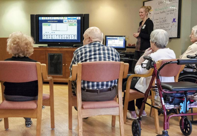 Technology Making Much-Needed Connections in Assisted Living